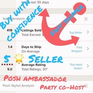 Other - ⚓️Buy with confidence!!⚓️5 🌟 Seller!!⚓️